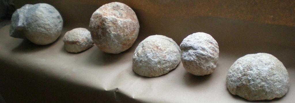 Kamene kugle pronađene u Općini Pojezerje