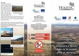 Holistic: Očuvajmo močvarna staništa od požara u Neretvi kako ne bi postala priča iz davnina.