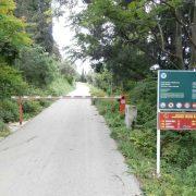 Ulaz u park-šumu Velika i Mala Petka