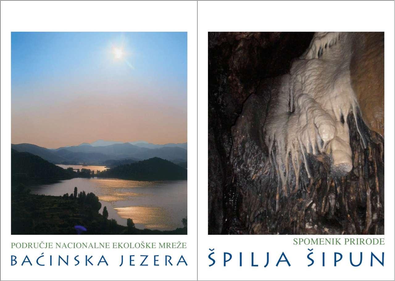 Brošura Šipun i Baćinska jezera