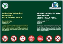 Park-šuma Velika i Mala Petka