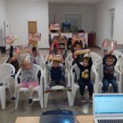 Mala škola zaštite od požara na Mljetu