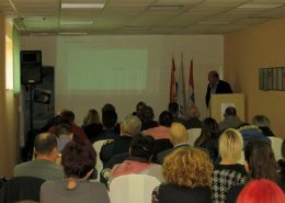 Predavanje Park Prirode Hutovo blato, ravnatelj Nikola Zovko