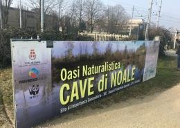 Cave di Noale, močvarno područje