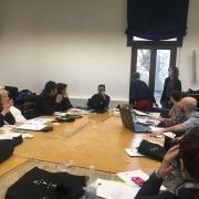 Partnerski sastanak u sveučilištu IUAV