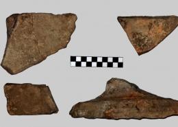 Ulomci tegula, rimsko razdoblje