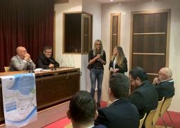 Predstavljanje Javne ustanove i ciljeva projekta CREW